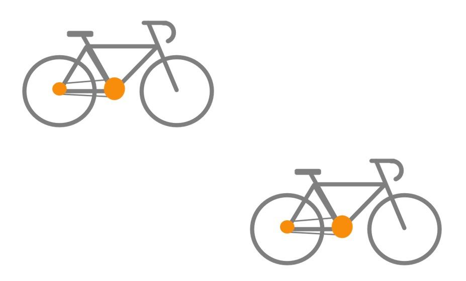 Fahräder mit Auto Transportieren